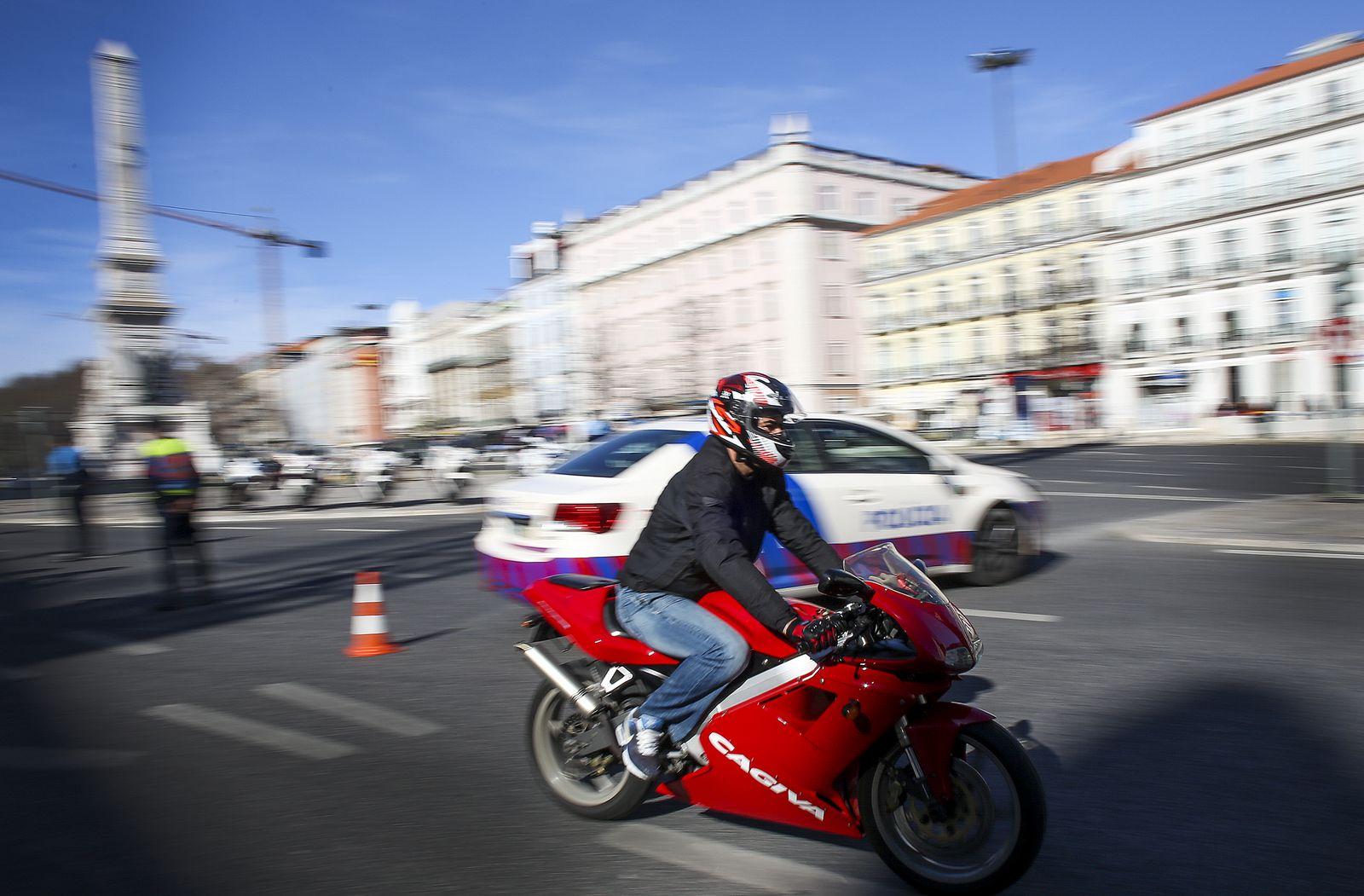 EINMALIGE VERWENDUNG Motorrad/ 125cm3