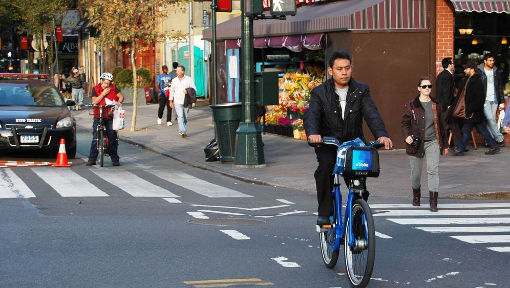 Radfahren in New York: Von der Mutprobe zum Kult
