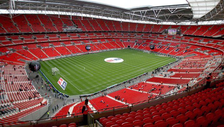 Fußballstadien: Europas Top-Arenen