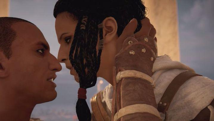 Digitale Liebe: Zum Durchklicken: Wie Sex in Videospielen dargestellt wird
