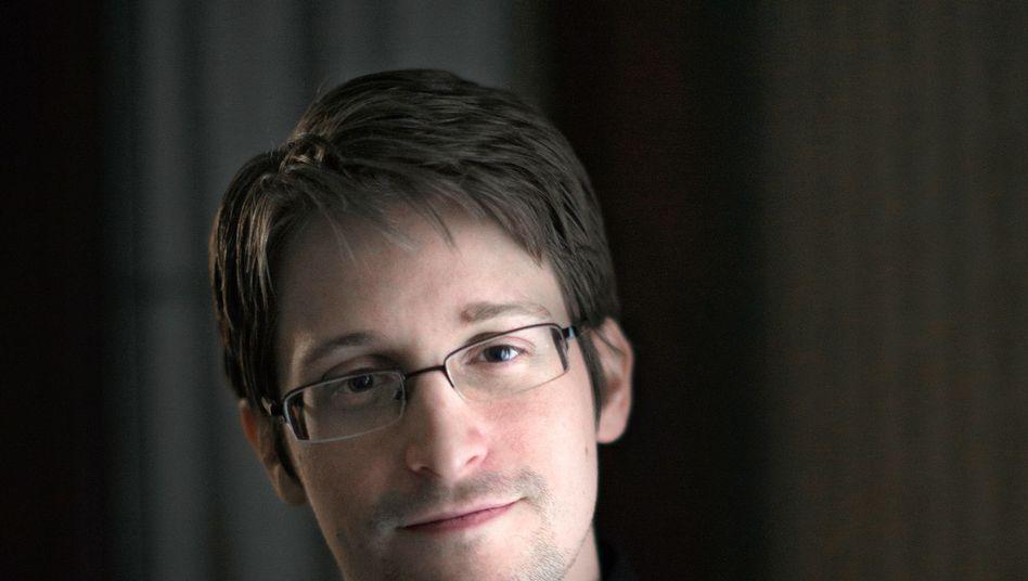 Edward Snowden (Archiv)