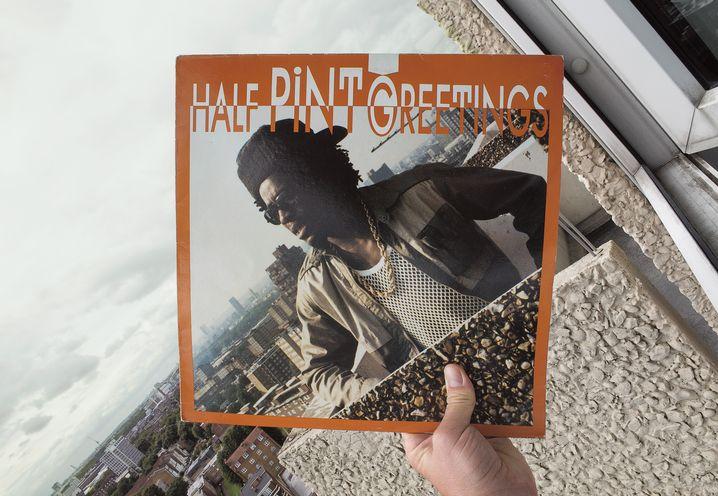 Bartschs kniffeligster Fall: Reggae-Star Half Pint 1986 auf dem Balkon irgendeines Hochhauses in London.