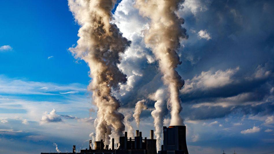 Kohlekraftwerk in Nordrhein-Westfalen (Archivbild): wird noch gebraucht