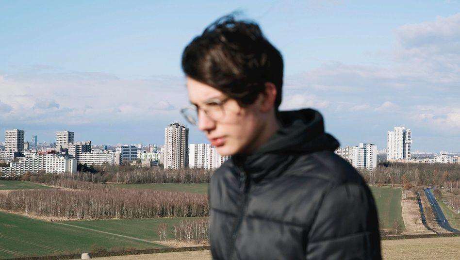 Leonardo in Berlin-Gropiusstadt: »Die Schule war wie ein Labyrinth mit Pfeilen auf dem Boden und Schildern an den Wänden«