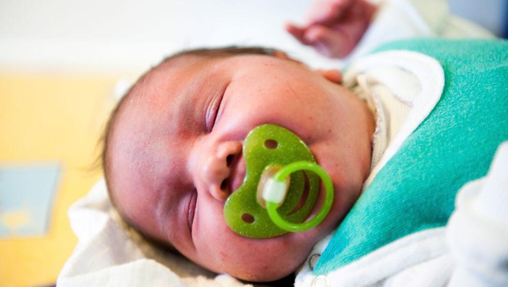 Das Sechs-Kilo-Baby: Schwere Geburt