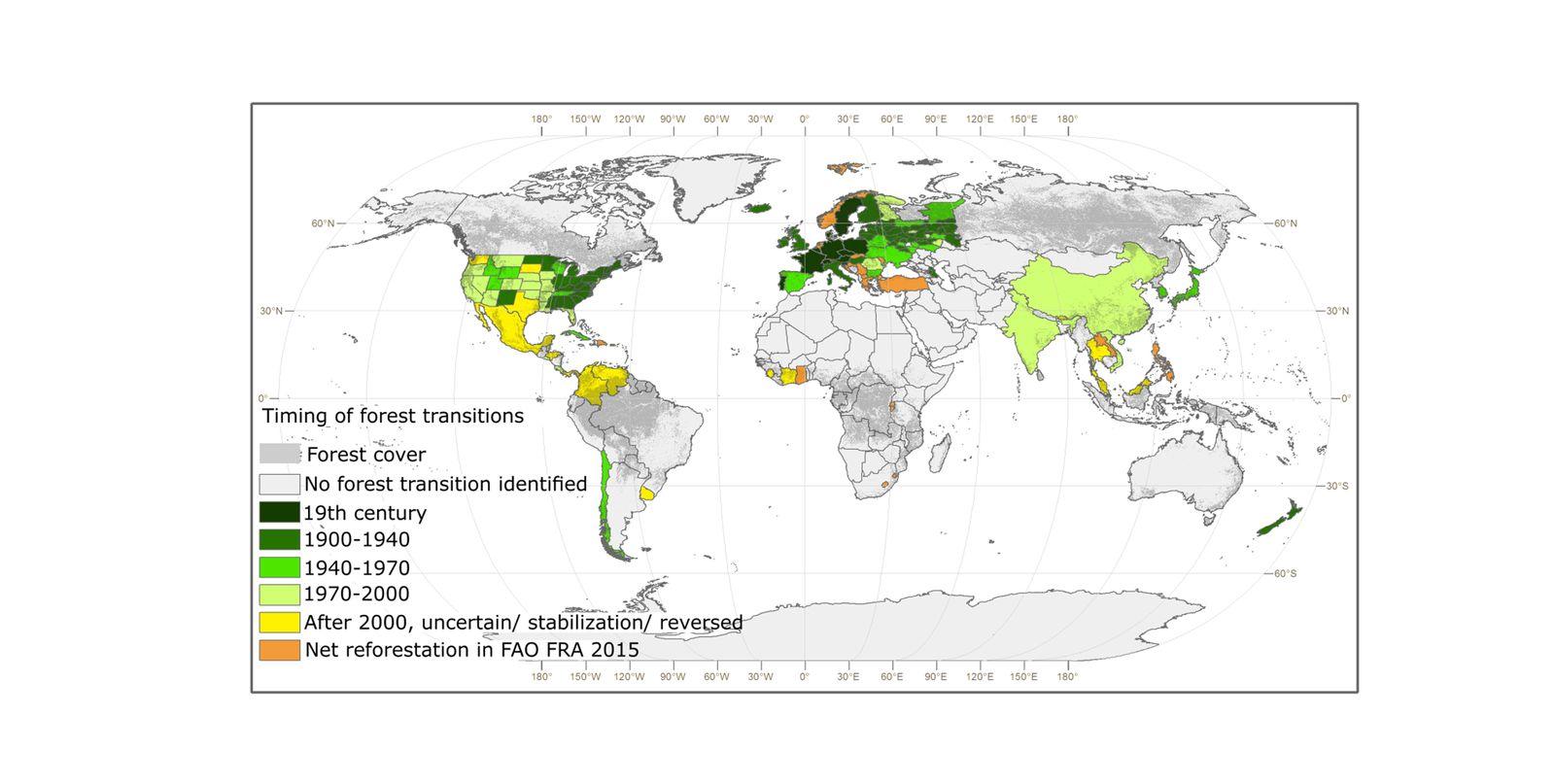 EINMALIGE VERWENDUNG SPERRFRIST 14.Mai.2018, 20 Uhr/ Wälder/ Karte