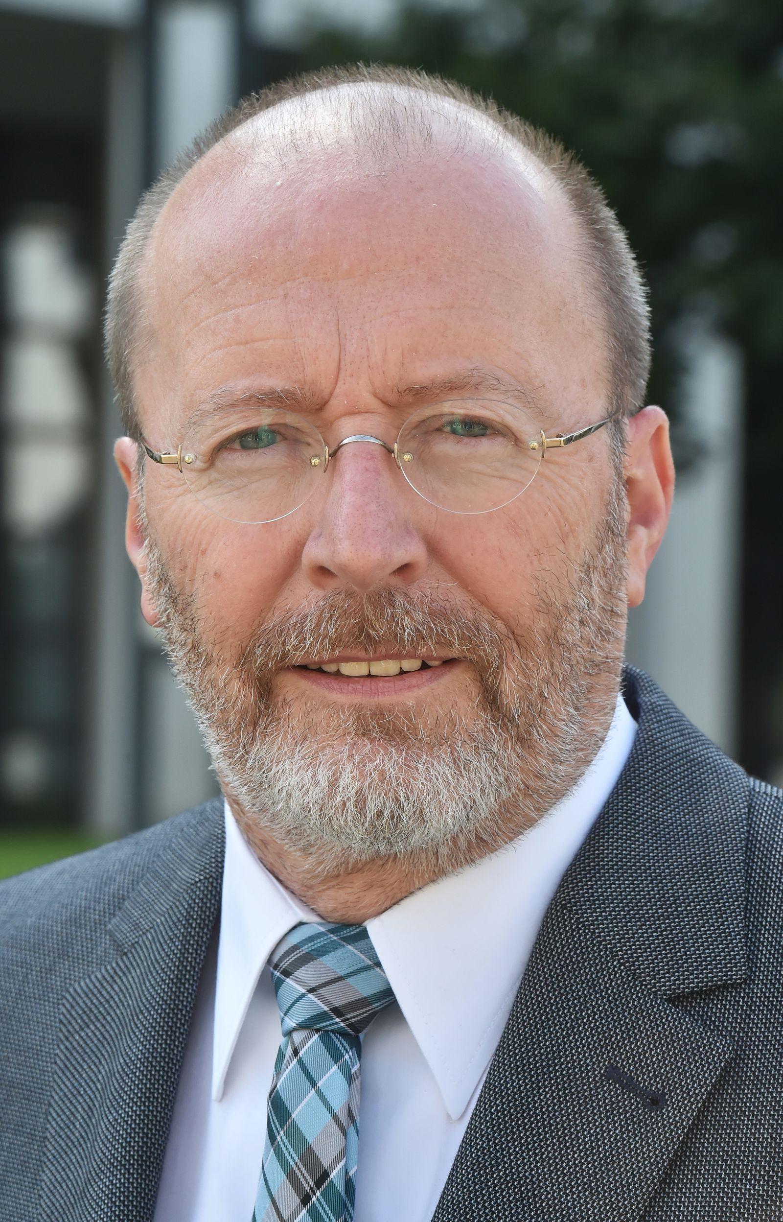 Bundesanwalt Thomas Beck