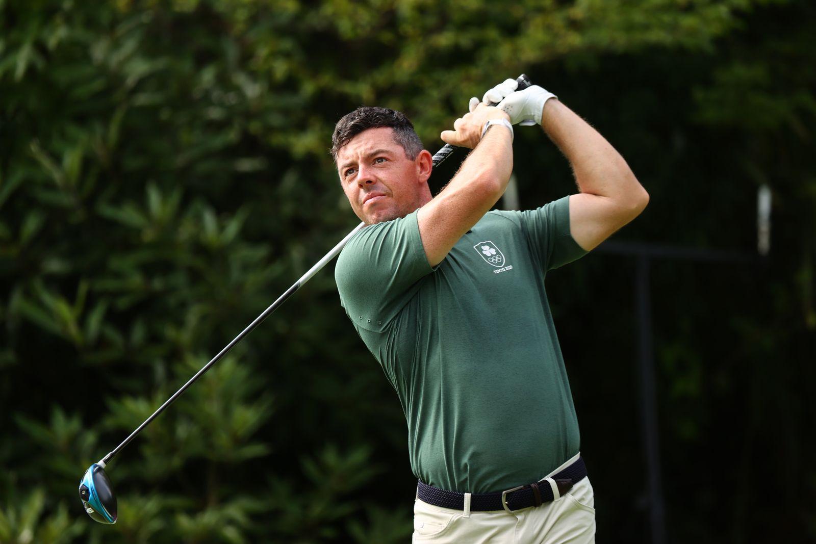 Golf - Men's Individual - Final - Round 2