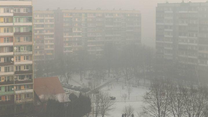 Osteuropa: Smog-Alarm in Polen