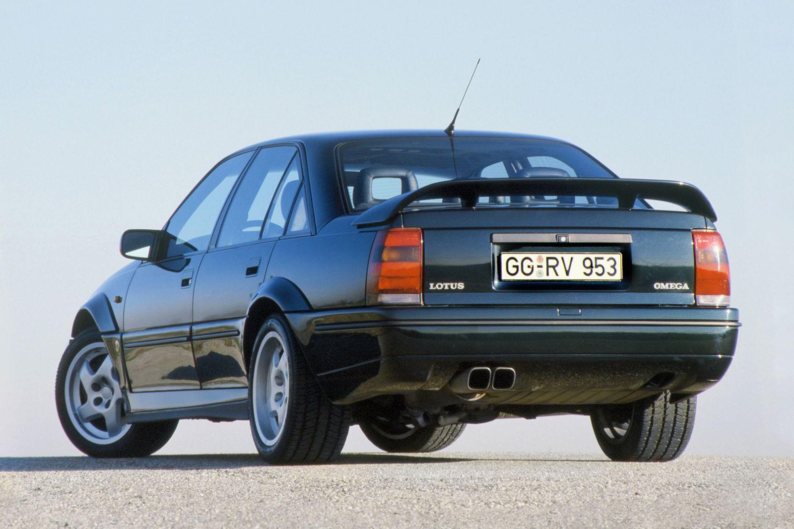 1991 Lotus Omega