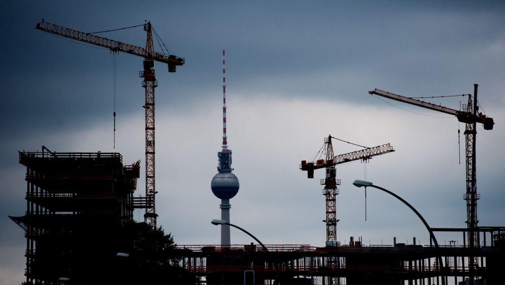 Versagerstadt Berlin: Geht nicht, schaffen wir nicht, können wir nicht