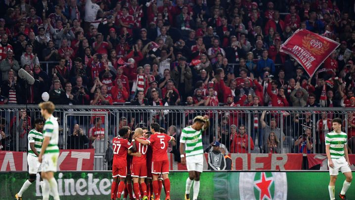Bayerns Sieg gegen Celtic: Dreifacher Jubel beim Jupp-Comeback