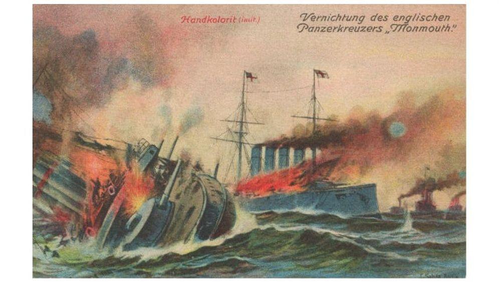 Erster Weltkrieg: Der Untergang des Ostasiengeschwaders