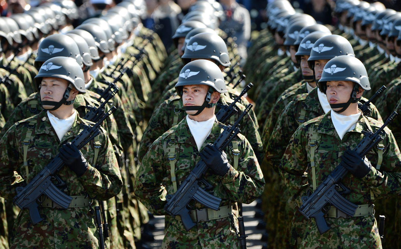 Japan / Soldaten