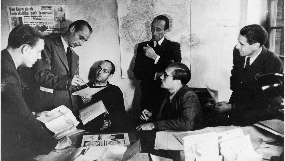 70 Jahre SPIEGEL: Die Gründerjahre - wie alles begann