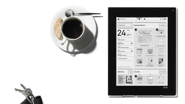 CES: Das Lesen wird digital