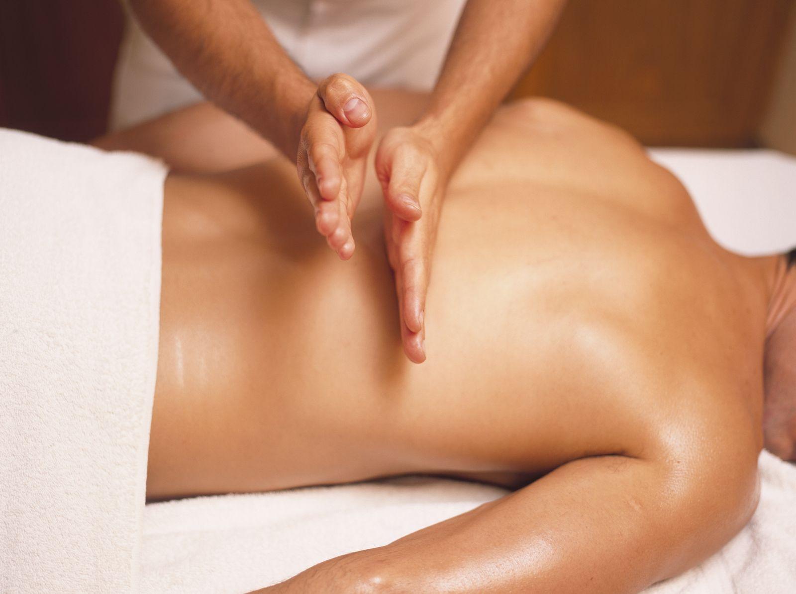 EINMALIGE VERWENDUNG Massage