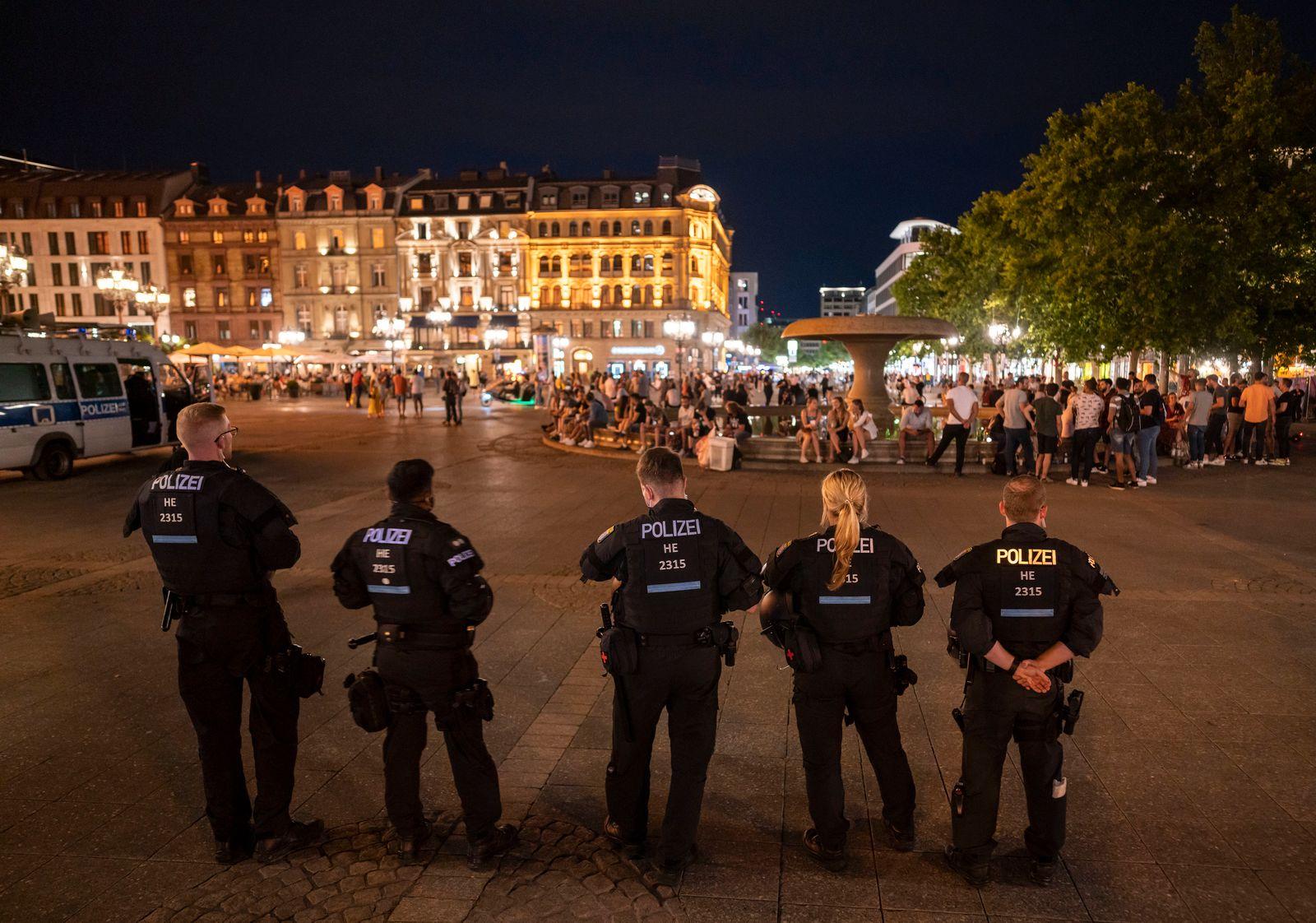 Frankfurter Opernplatz