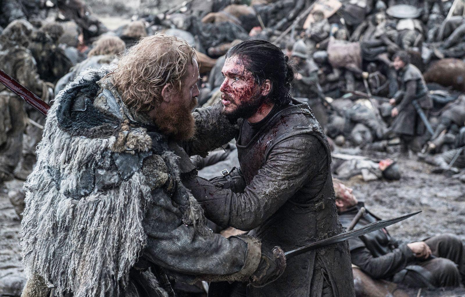 EINMALIGE VERWENDUNG TV/ Game of Thrones/ Staffel 6