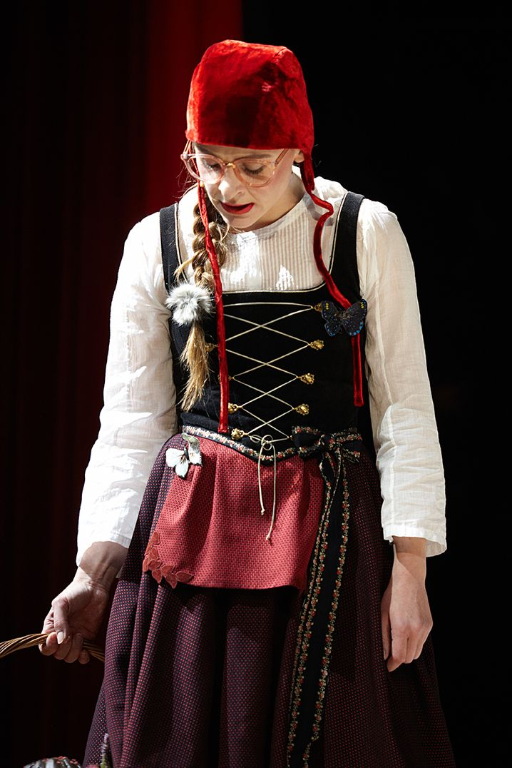 Schauspielerin Henni Jörissen: Bei der Premiere gab es Gejohle