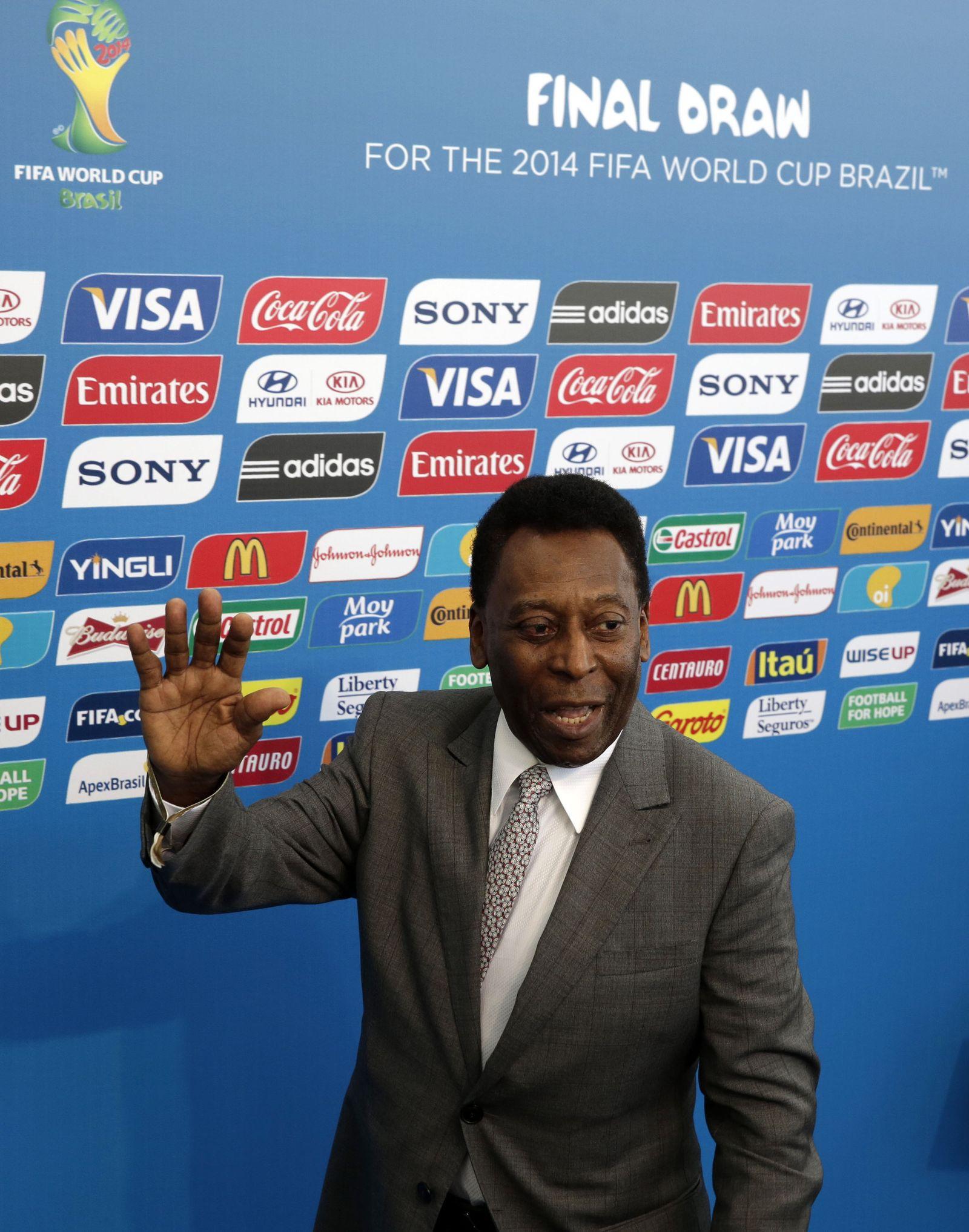 Brazil Soccer WCup Draw