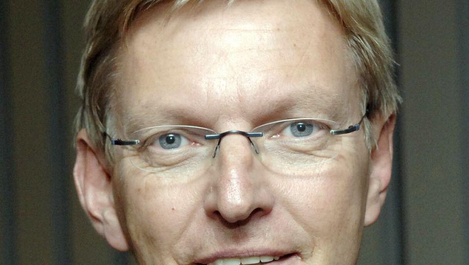 DJV-Chef Michael Konken: Interner Streit um finanzielle Rahmenbedingungen
