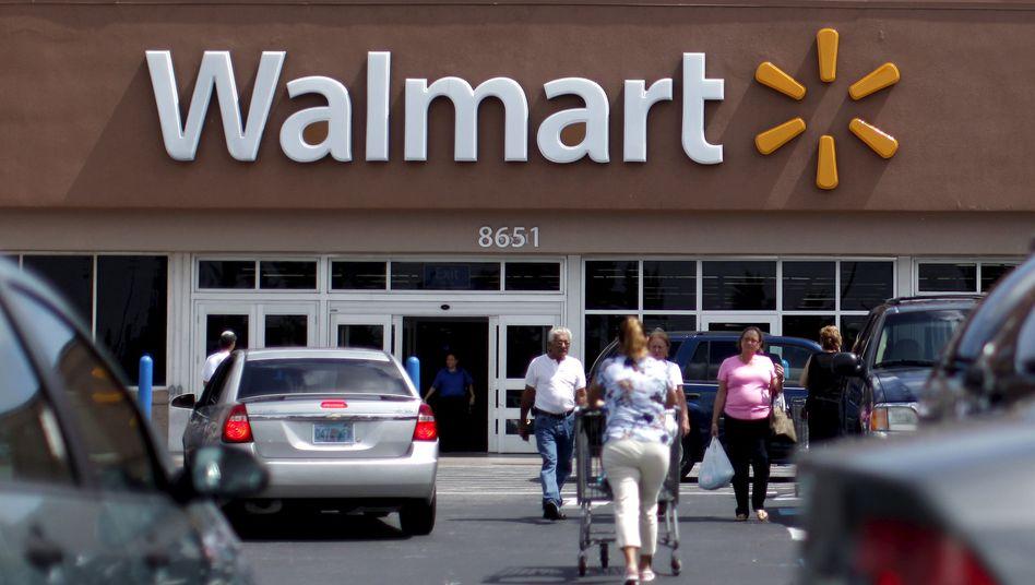 Walmart-Filiale in Miami