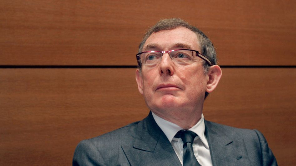 """Former EADS co-chief executive Noel Forgeard: an """"over-ambitious 'maniac'"""""""