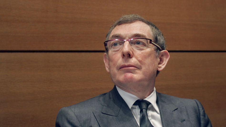 Noël Forgeard: Auch der Ex-EADS-Chef musste sich gegen die Insider-Vorwürfe wehren
