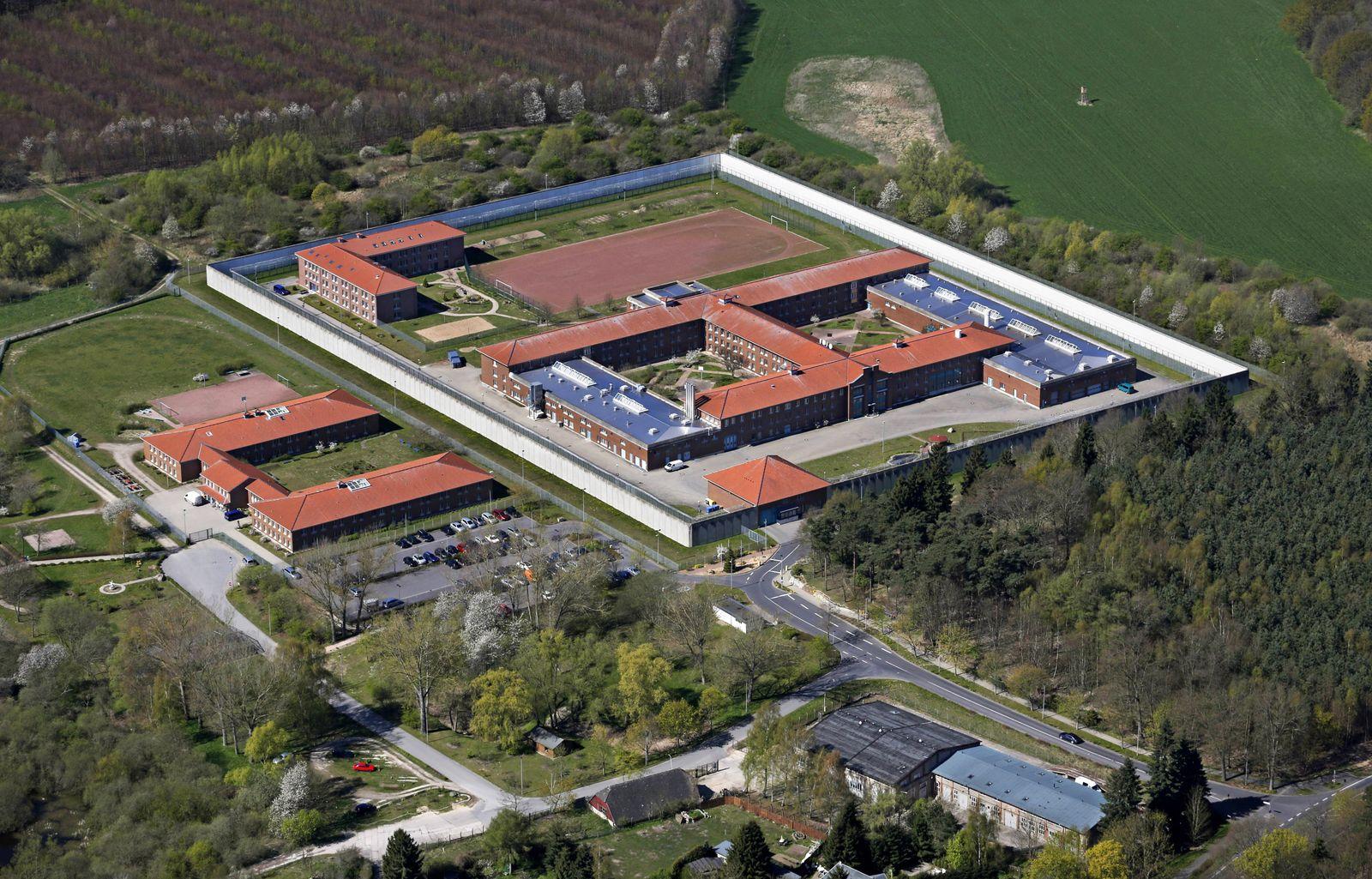 Justizvollzugsanstalt Waldeck bei Rostock