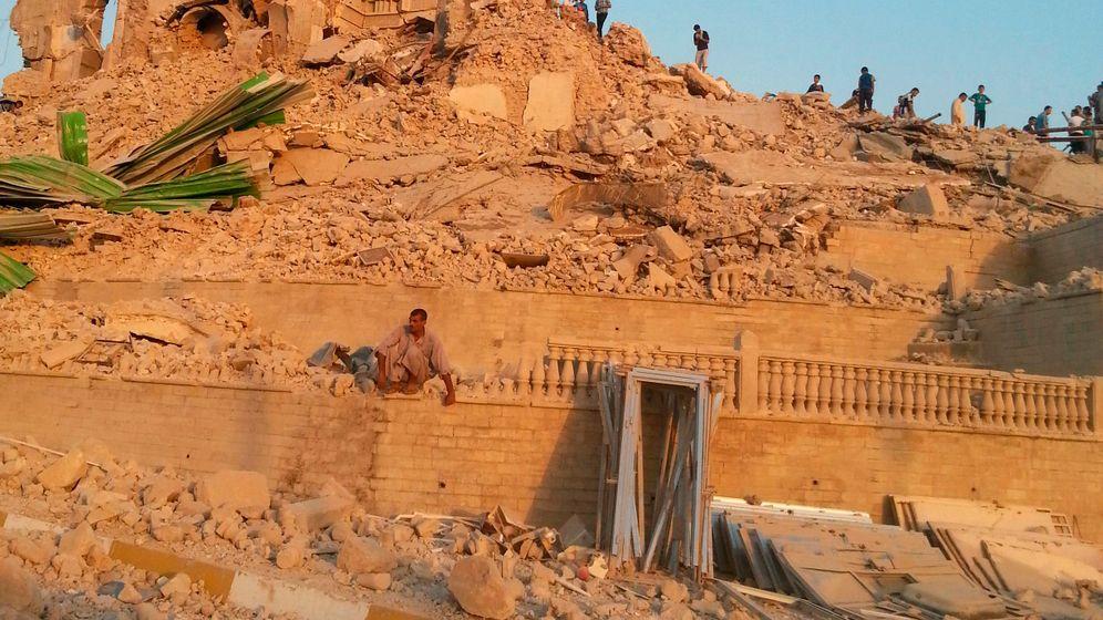 IS im Irak: Angriff auf die Kulturschätze