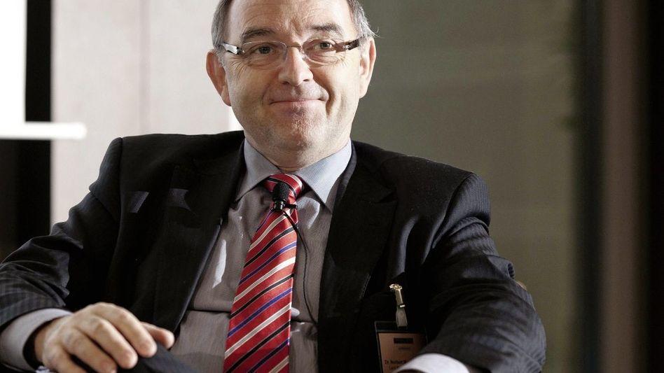 Sozialdemokrat Walter-Borjans