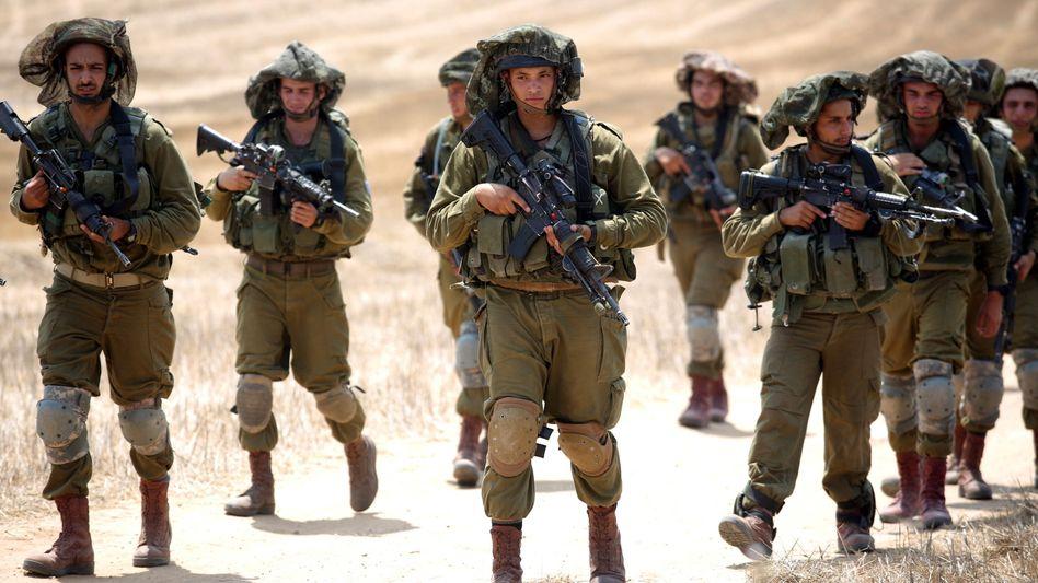 Israelische Truppen in Gaza: Schicksal eines Soldaten ungewiss