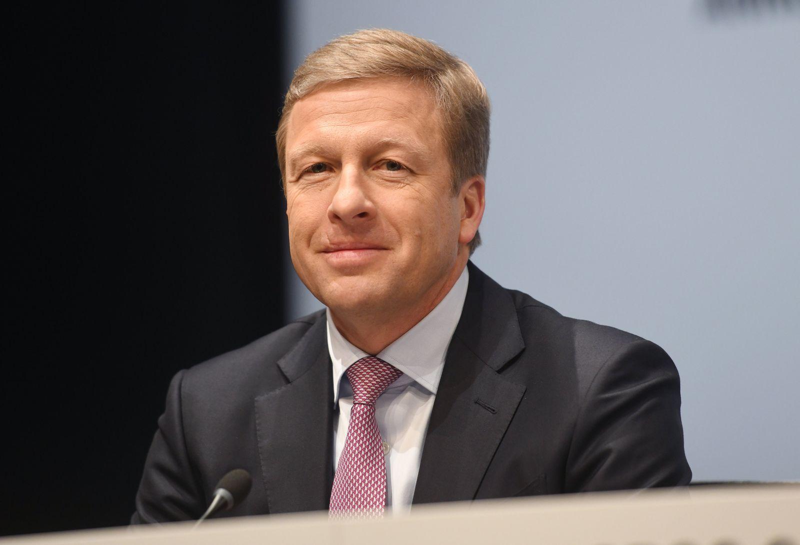 BMW-Chef Krüger hört 2020 auf