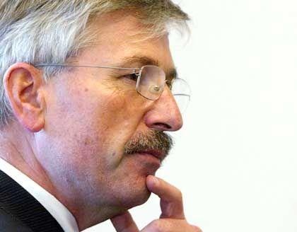 Gebührenfan: Berlins Finanzsenator Thilo Sarrazin