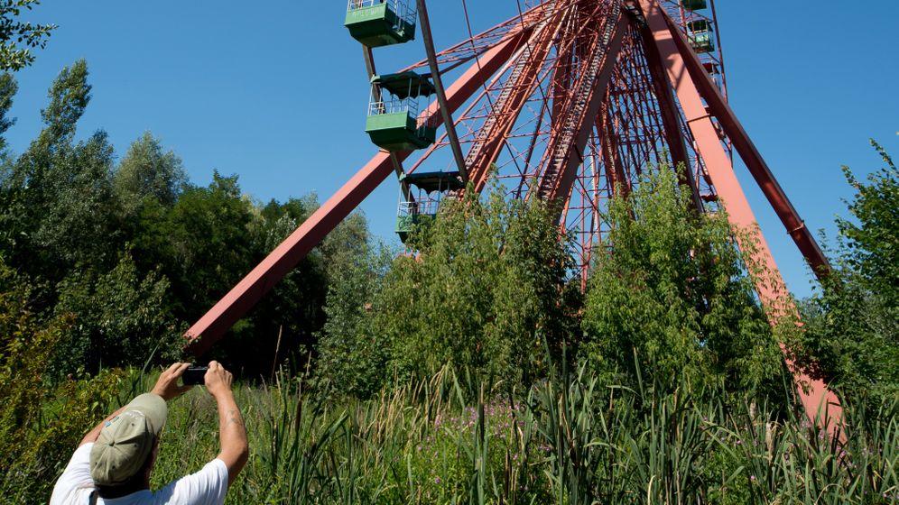 Rummelplatz der DDR: Zeitreise im Vergnügungspark