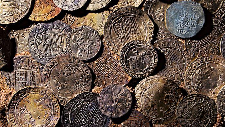 """""""Bom Jesus"""": Goldmünzen an der Diamantenküste"""