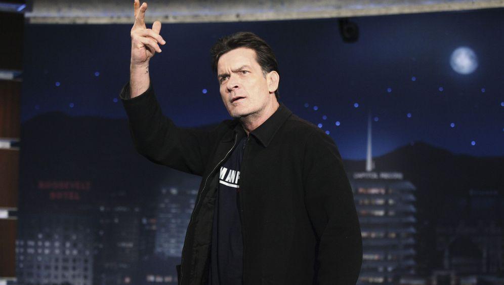 """Charlie Sheen: Zurück zu """"Two and a half Men""""?"""