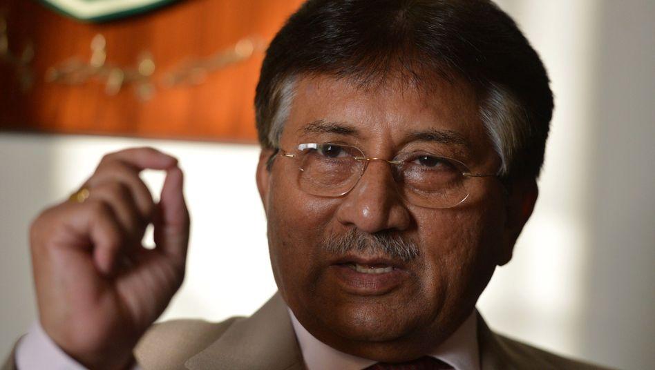 Musharraf: Pakistans Ex-Präsident droht keine Verhaftung bei seiner Heimkehr