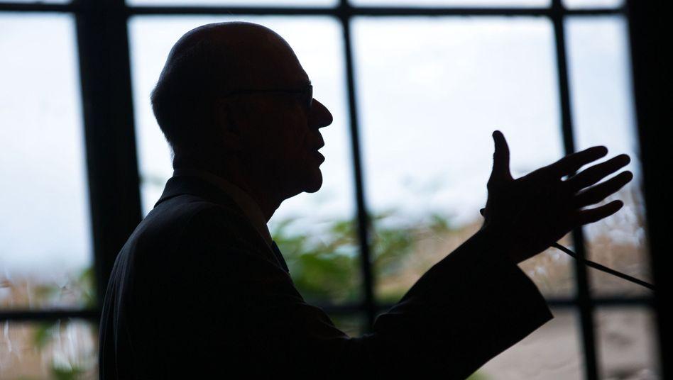 Bundestagspräsident Norbert Lammert: Schlechte Nachricht für die Abgeordneten