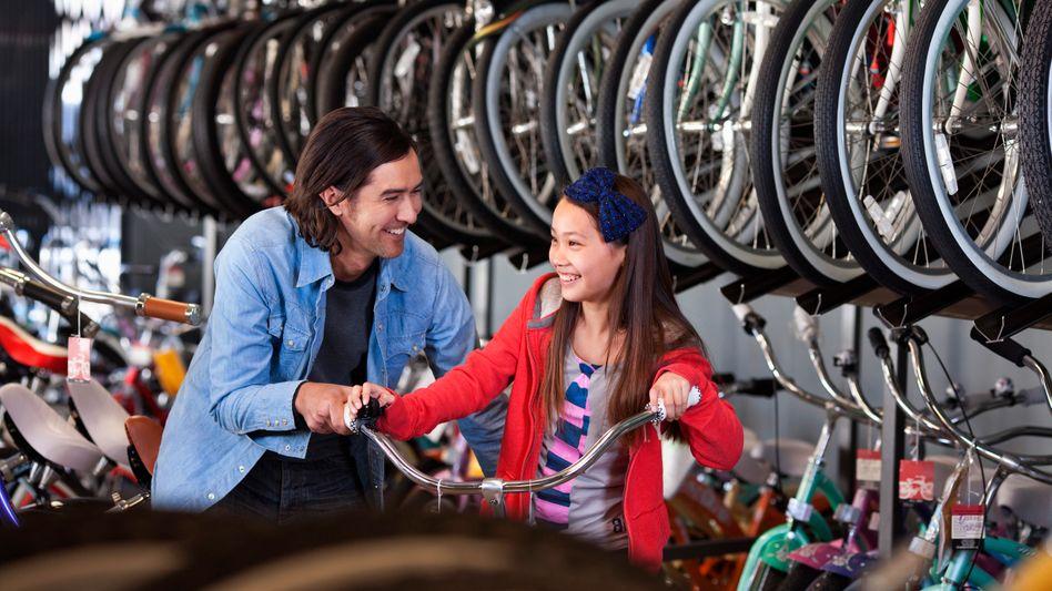 Klimafreundlich: Der Kauf von Fahrrädern soll steuerlich begünstigt werden