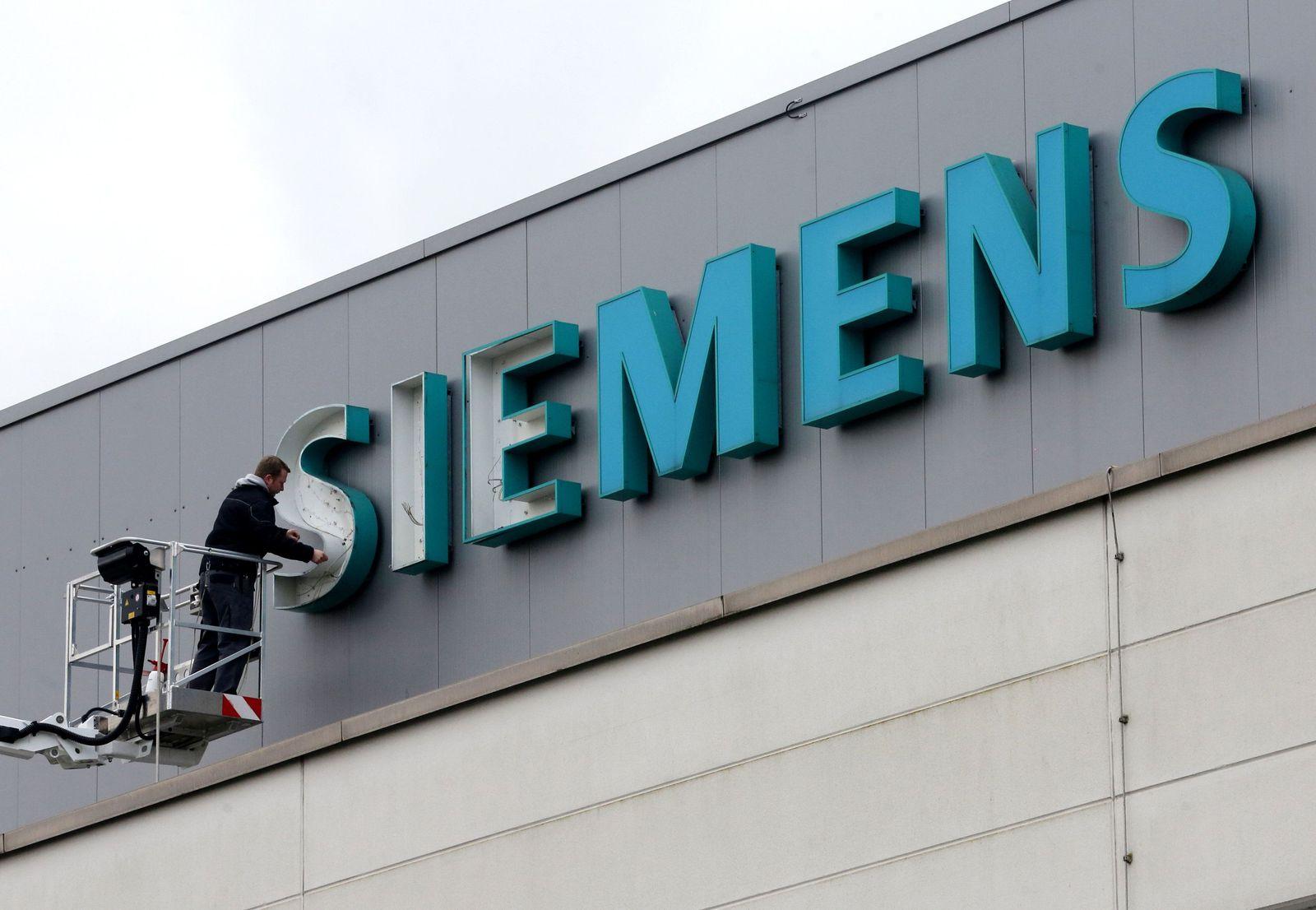 Siemens vor HV