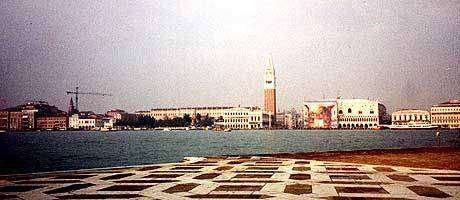 Ziel für Romantiker: Venedig