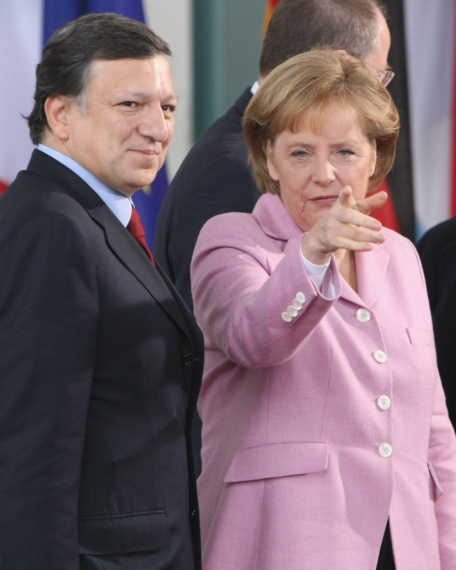 Barroso / Merkel