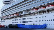 Hunderte Corona-Fälle auf Kreuzfahrtschiff gehen auf einen einzigen Passagier zurück