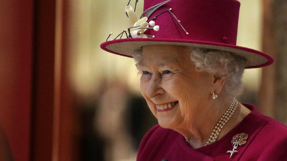 Queen Elizabeth II (Archivbild)
