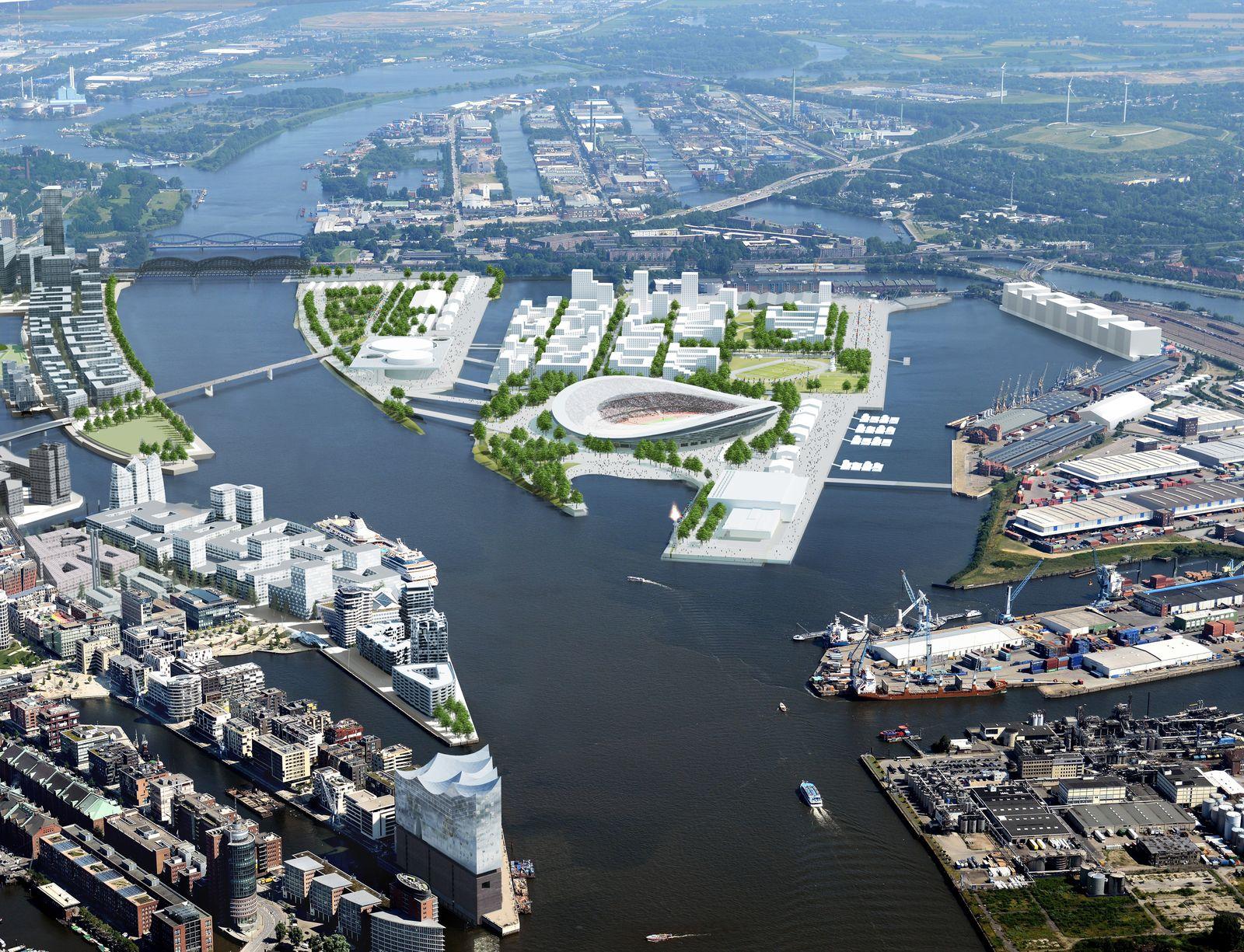 Hamburg / Olympia-Referendum