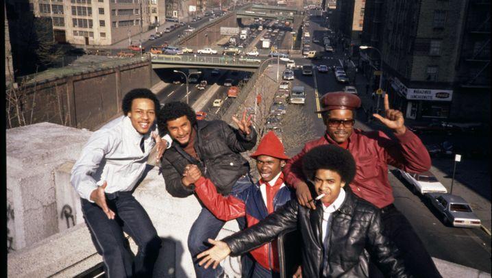 """Die Beats aus der Bronx: """"To the beat y'all!"""""""
