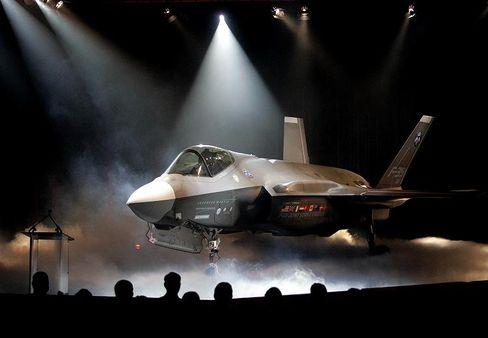 Lockheed Martin F-35: Geheime Daten des sogenannten Joint Strike Fighter sind aus Pentagon-Computern gestohlen worden