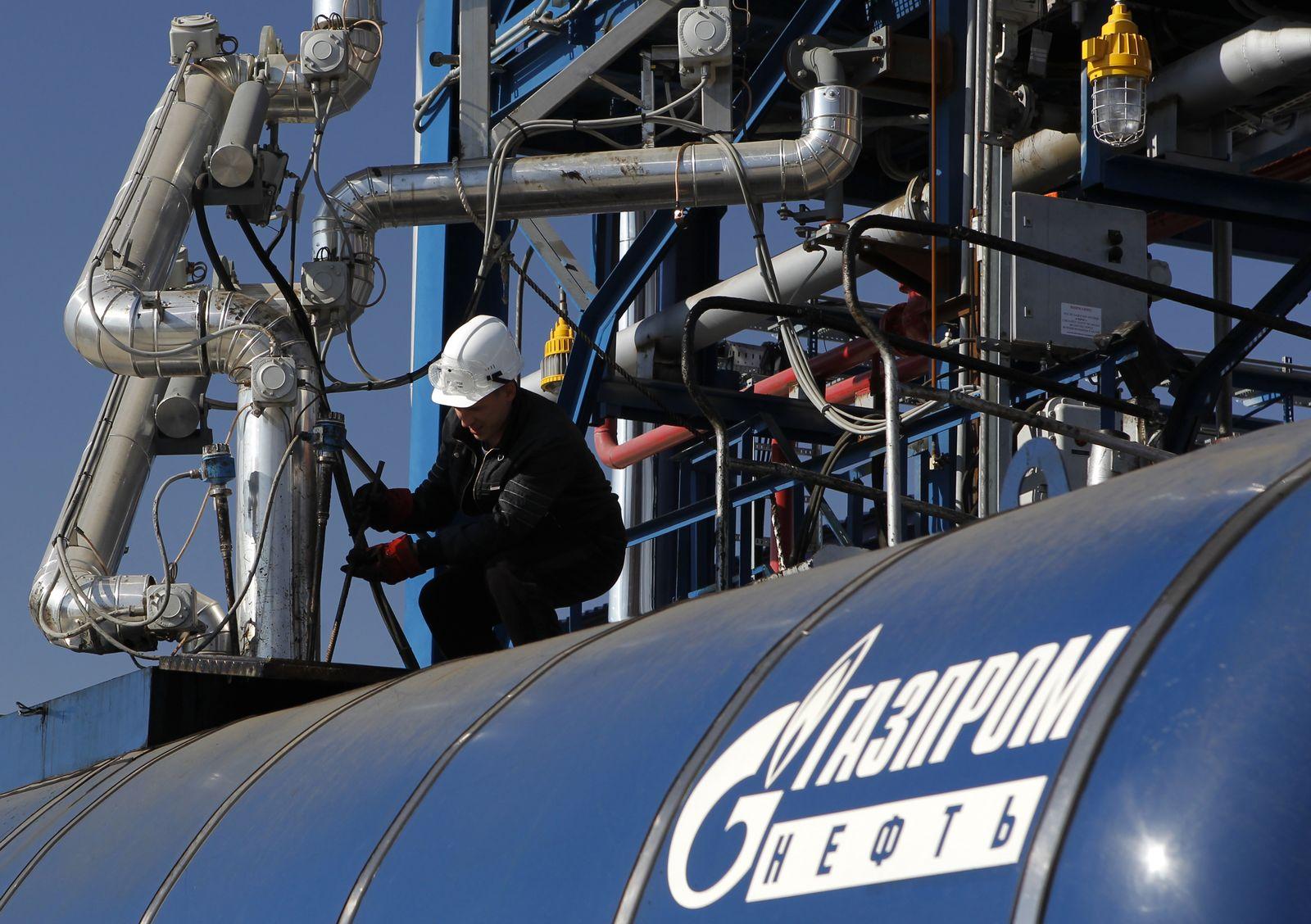 russland gazprom